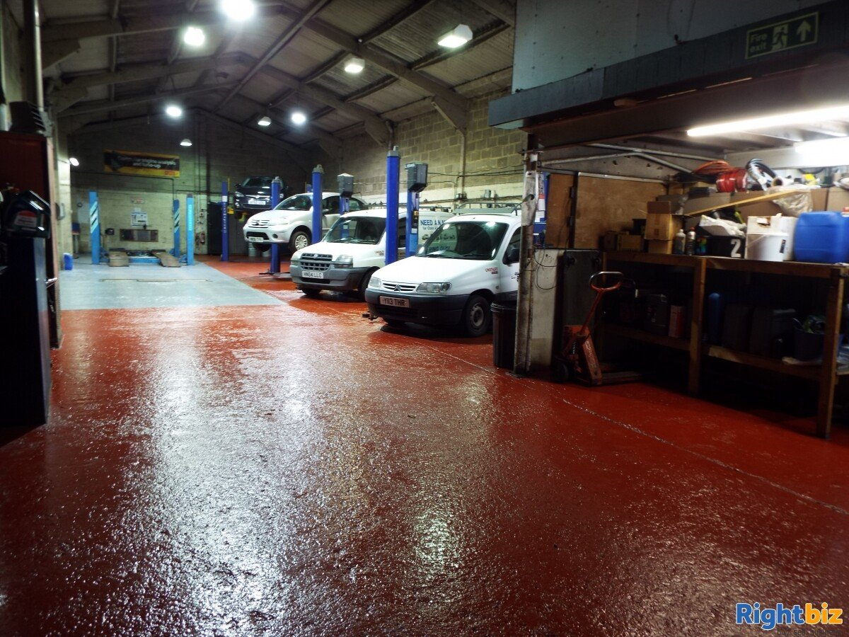 MOT GARAGE CLASSES 4, 5 & 7, SERVICING, REPAIRS. PLUS CAR SALES BUSINESS GOSPORT HAMPSHIRE - Image 5