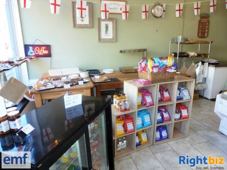 SANDWICH BAR/FOOD TO GO/COFFEE BAR outlet, edge of TAUNTON town centre - Image 5