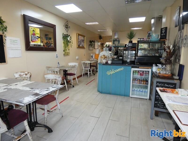 Take Away Tea & Coffee Shop Radcliffe - Image 5