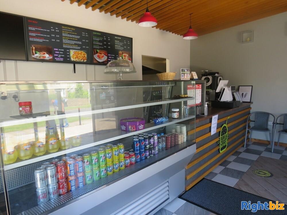 Well-known Sandwich Takeaway & Café Business - Image 5