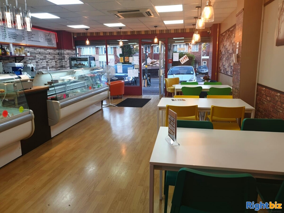 Fully Equipped Indian Restaurant and Cafe in Birmingham A3/A5 Takeaway - Image 5