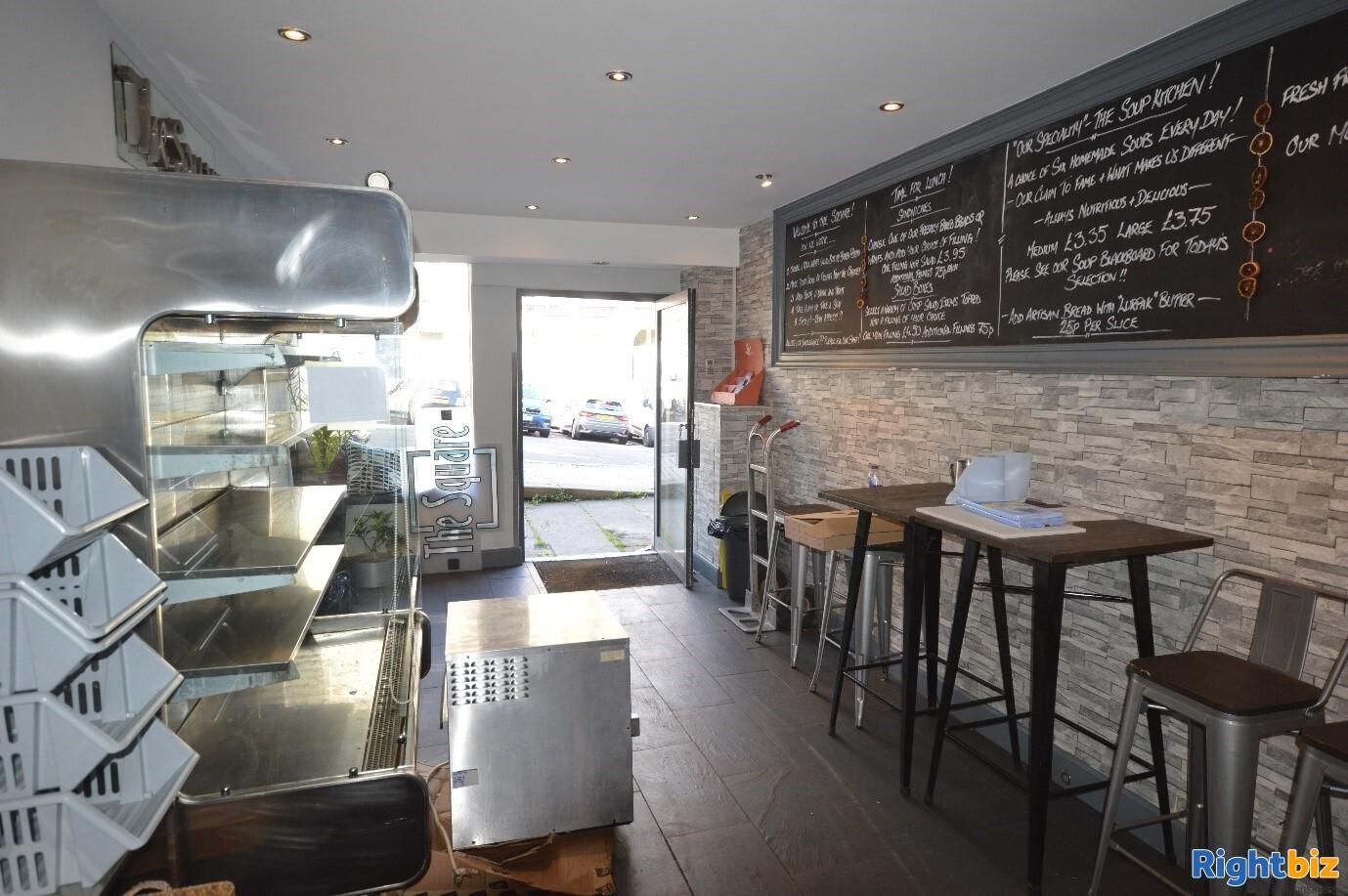 Full Class 3 hot food takeaway in Edinburgh city centre (ref 1396) - Image 5