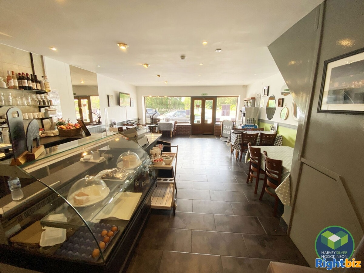 CAFE & BISTRO: CHESTER: - Image 5