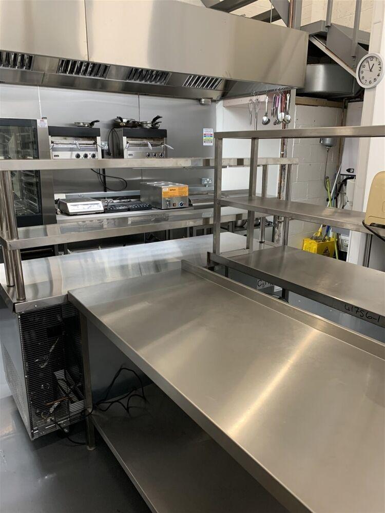 Industrial Dark Kitchen Supplying Halal American British Cuisine - Image 5