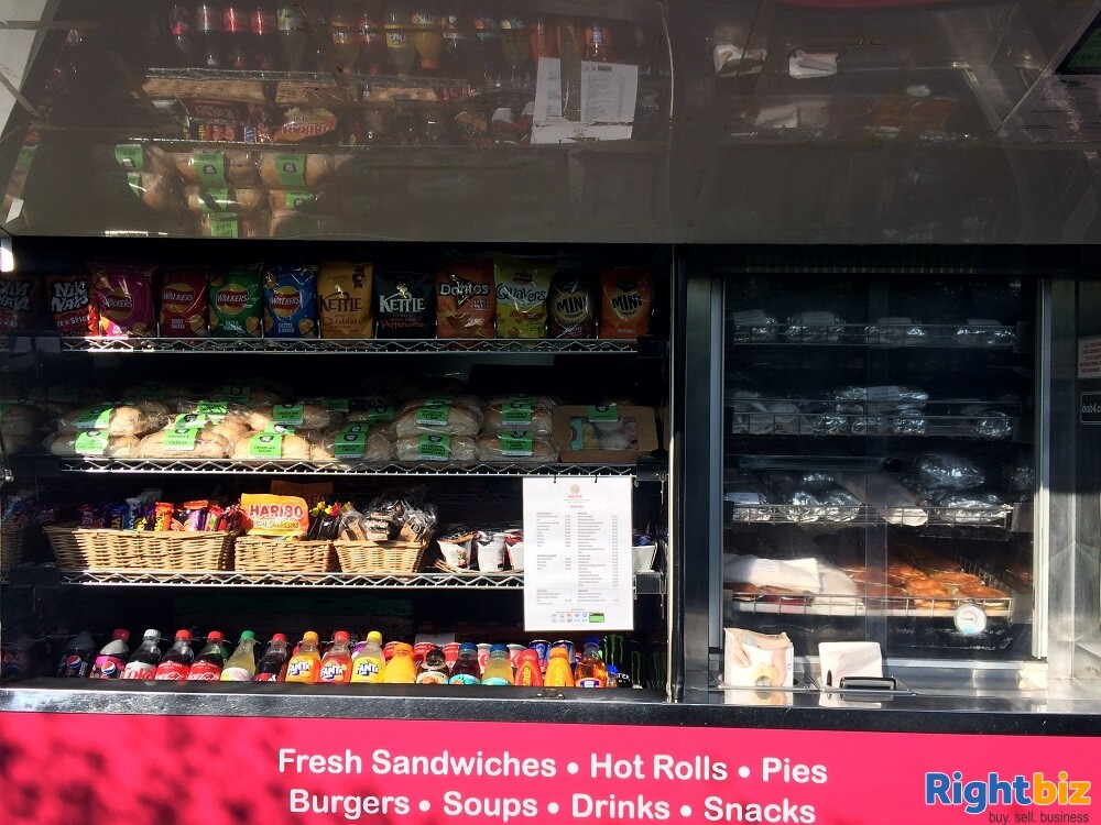 Well-known Mobile Sandwich Van & Hot Food Delivery Business - Image 5