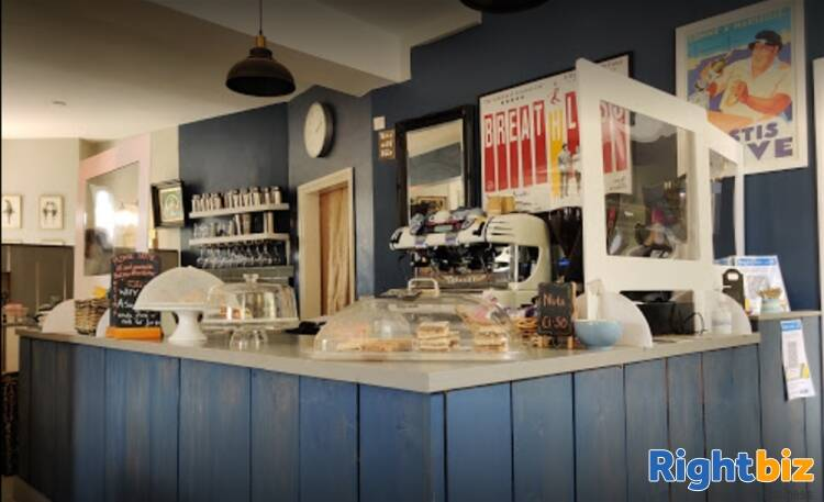 SUPERB COFFEE SHOP & WINE BAR WITH HUGE POTENTIAL IN CALNE/WILTS - Image 5