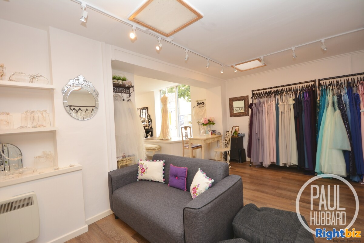 Leasehold - Well-established, family run bridal shop business in Lowestoft, Suffolk. - Image 5