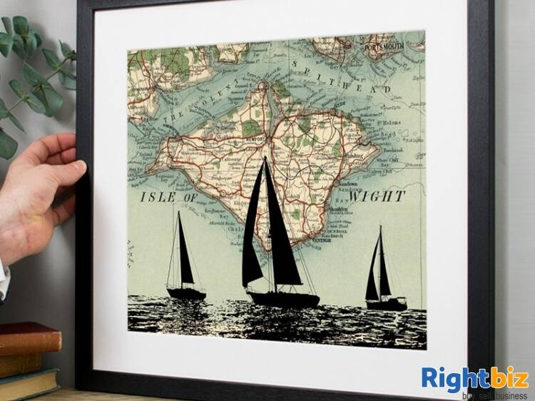 Extremely popular unique personalised gift business for sale - Image 5