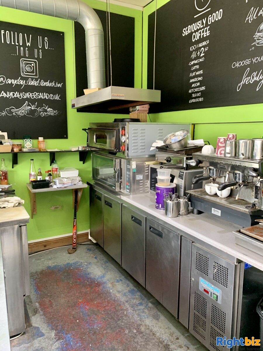 Cosy Sandwich Shop Situated in Chingford, Essex - Image 5