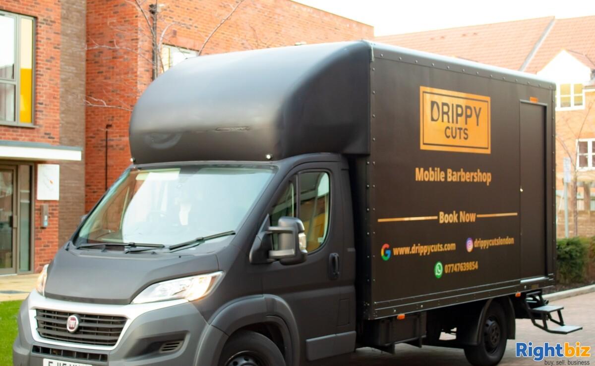 Luxurious Mobile Barbershop Van For Sale - Image 5