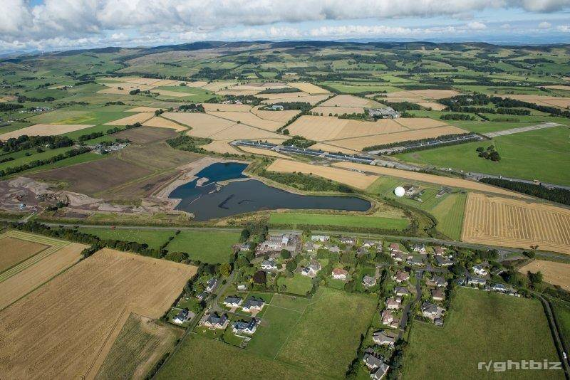 Prime 9 acre development land or commercial opportunity with access to all major motorway networks. - Image 6