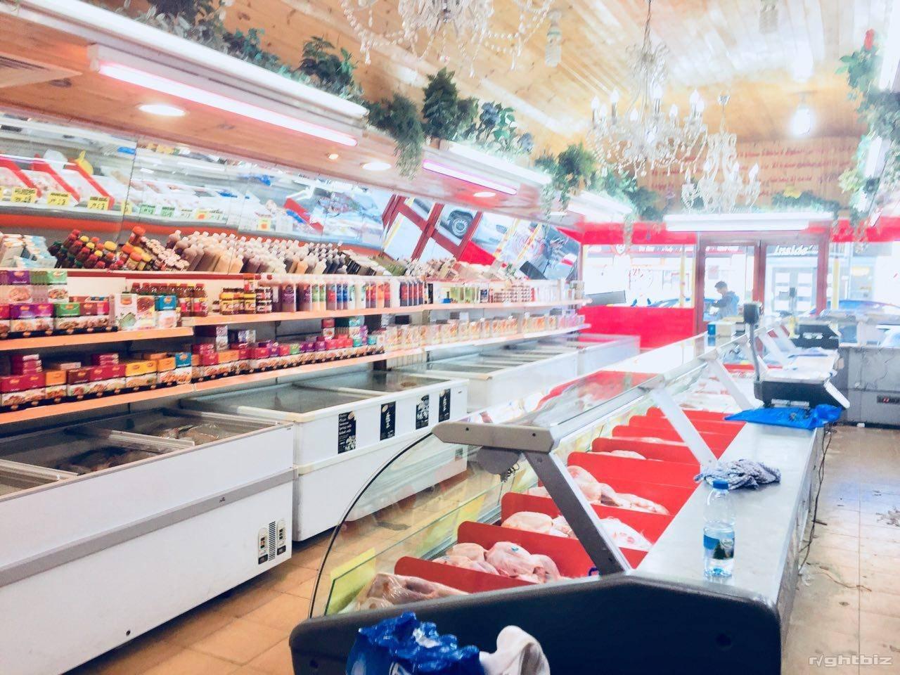 Halal Meat Shop Running Business For Sale - Image 6