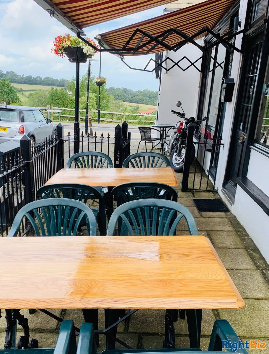 Thai/British Cafe for sale with A3 permission Reduced price - £5k annual rent - Image 6