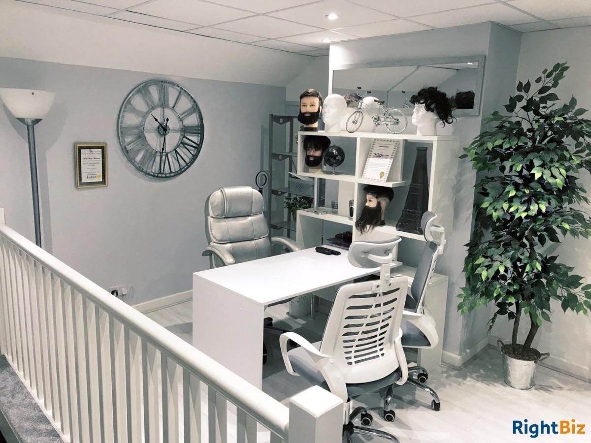 Well established busy Barber shop for sale - Image 6