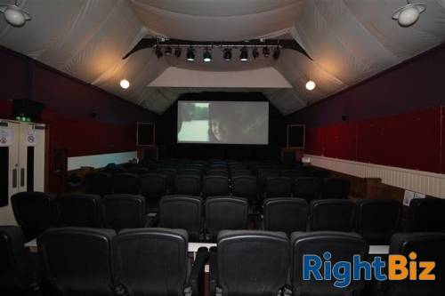 Charming Historic Arthouse Cinema In Bathgate - Image 6