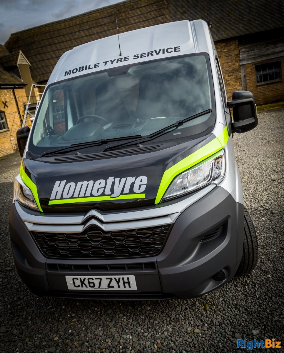 Well established mobile tyre service franchised business covering a wide area of North Hants. - Image 6
