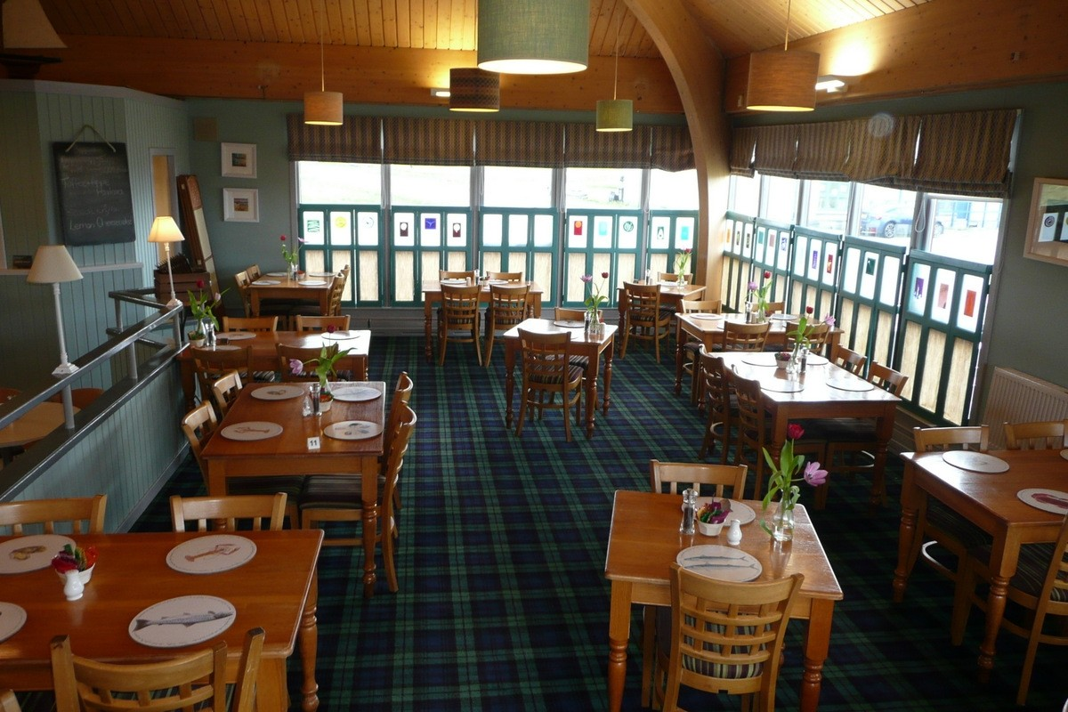 Popular and Spacious Restaurant situated on the Isle of Benbecula - Image 6