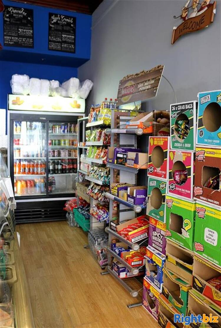 Cafe And Catering Business, Falkirk - Image 6