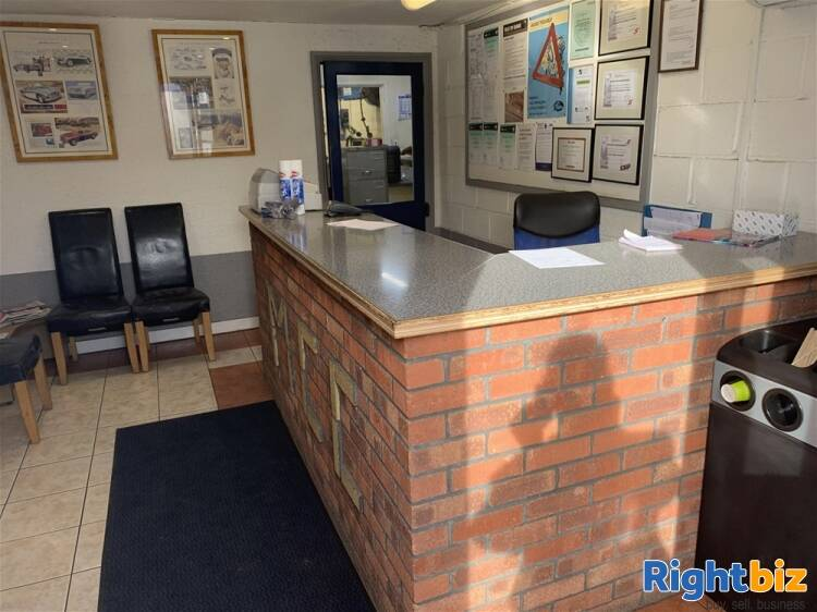 FREEHOLD MOT TESTING & REPAIRS CENTRE IN WILTSHIRE - Image 6