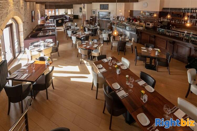 STUNNING TOWN CENTRE LICENSED ITALIAN RESTAURANT IN THE CENTRAL LOWLANDS OF SCOTLAND - Image 6