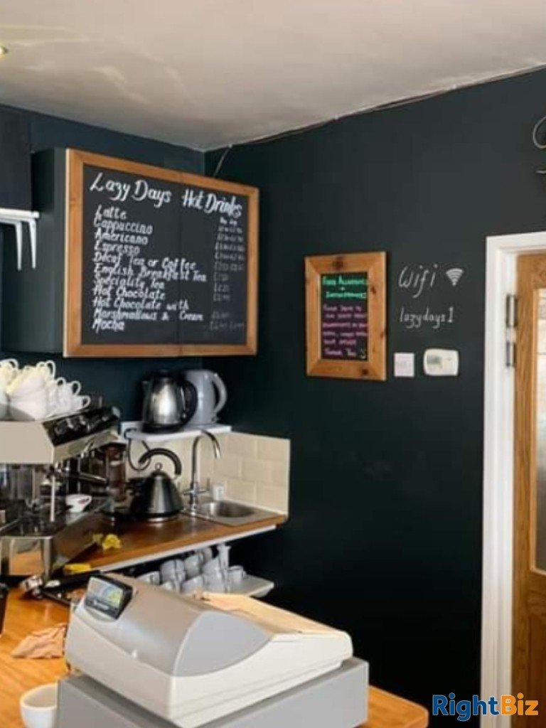 Freehold Cafe / Tea Rooms in Brewood  with Lovely 2 bedroom accommodation. - Image 6