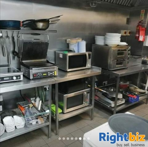 Here Is an Excellent Fully Operational Café/ Restaurant For Sale In Dunfermline, Fife - Image 6