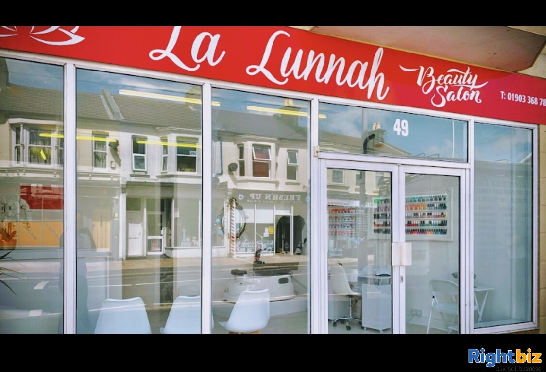 Established Nails, Tanning and Beauty salon for sale in Worthing near Brighton - Image 6