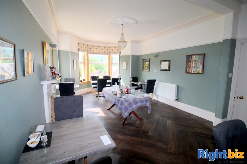 Exceptional 6-Bedroom Guest House with Stunning Views in Pitlochry - Image 6