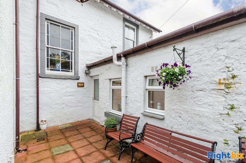 Charming Victorian Guest House for Sale in the Heart of the thriving tourist town of Oban - Image 6