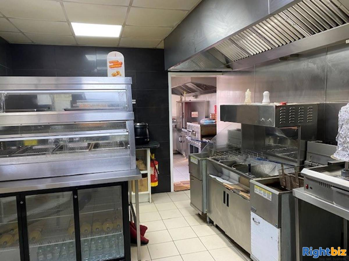 Leasehold Fast Food Takeaway Located In Castle Bromwich - Image 6