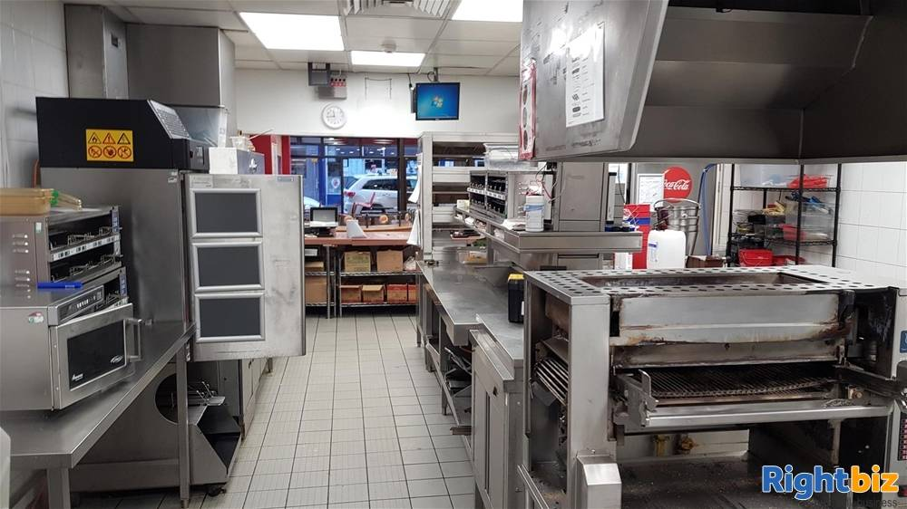Prominent Former Restaurant &Takeaway Premises For Sale in Newton Abbot - Image 6