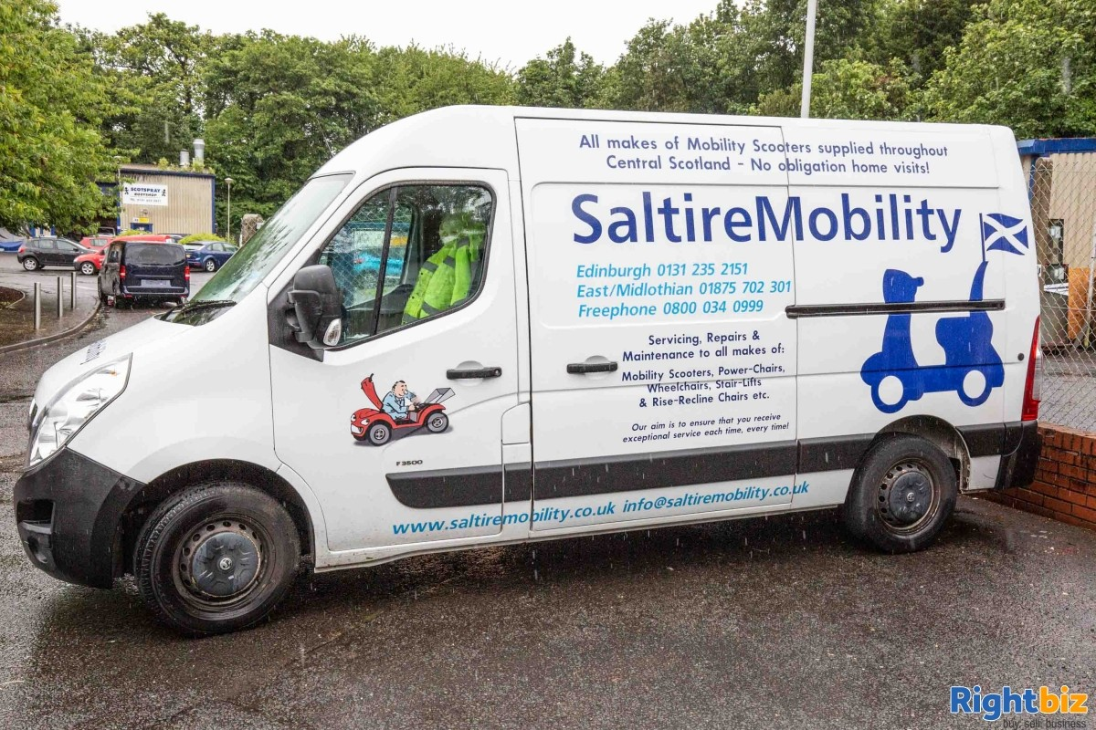 Well Established Mobility Equipment Business For Sale, Edinburgh - Image 6