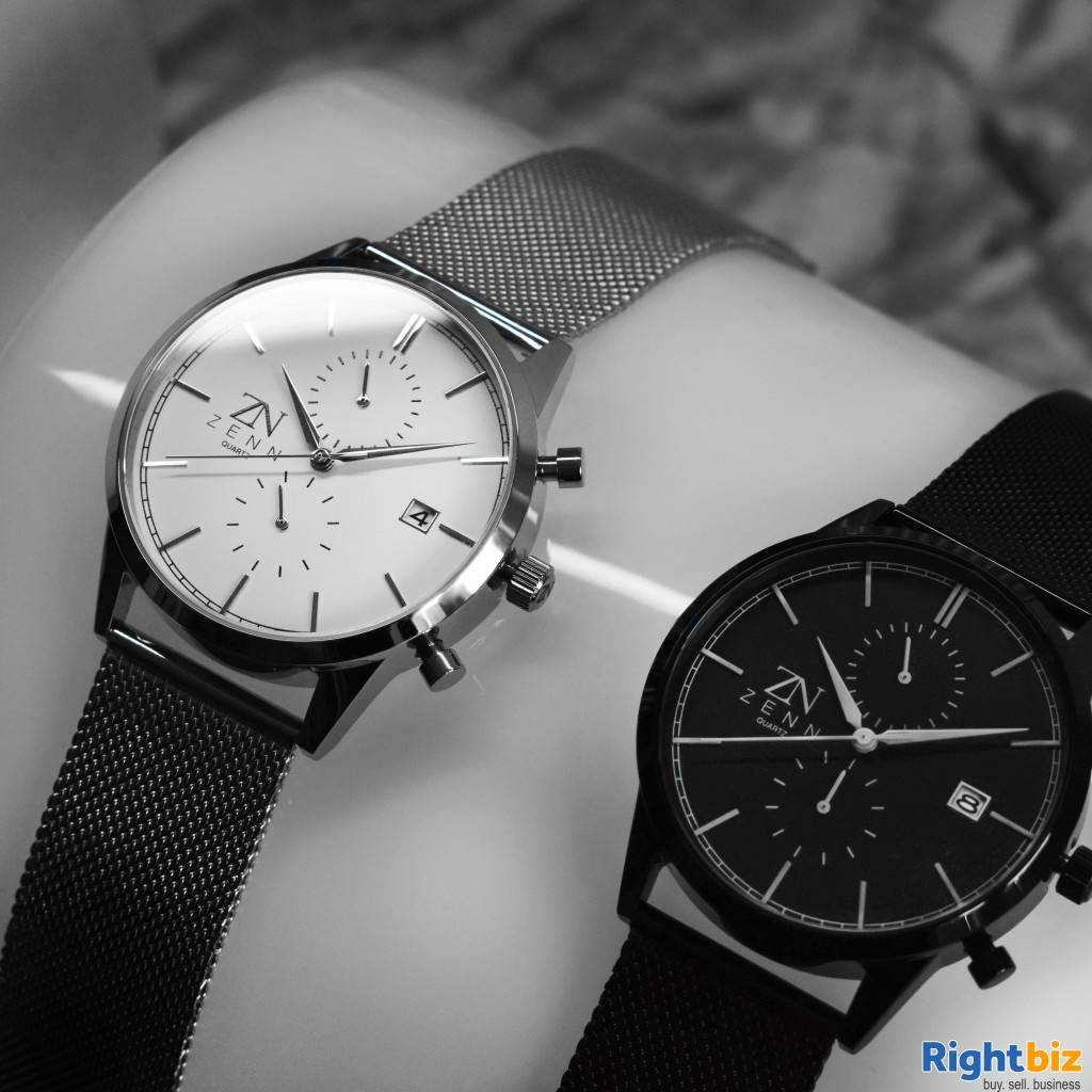 Newly established Watches & Bracelets business for sale - Image 6