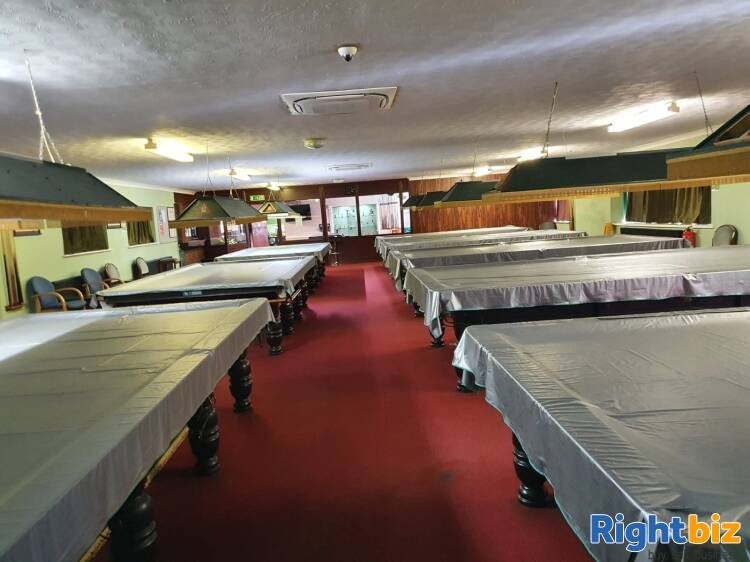 Friendly Social & Snooker Club in Hampshire - Image 6