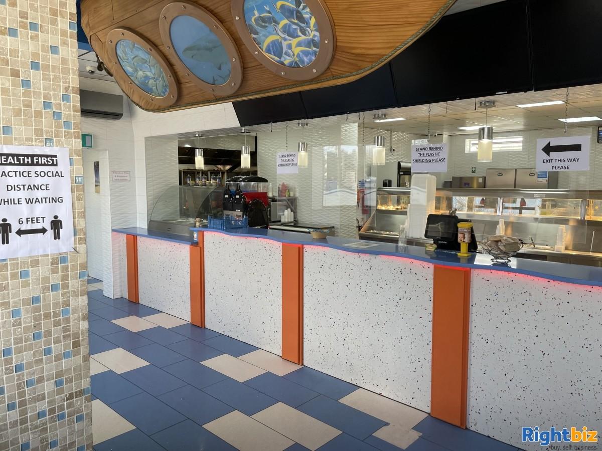 Well Established Fish & Chip Shop for Sale - Image 6