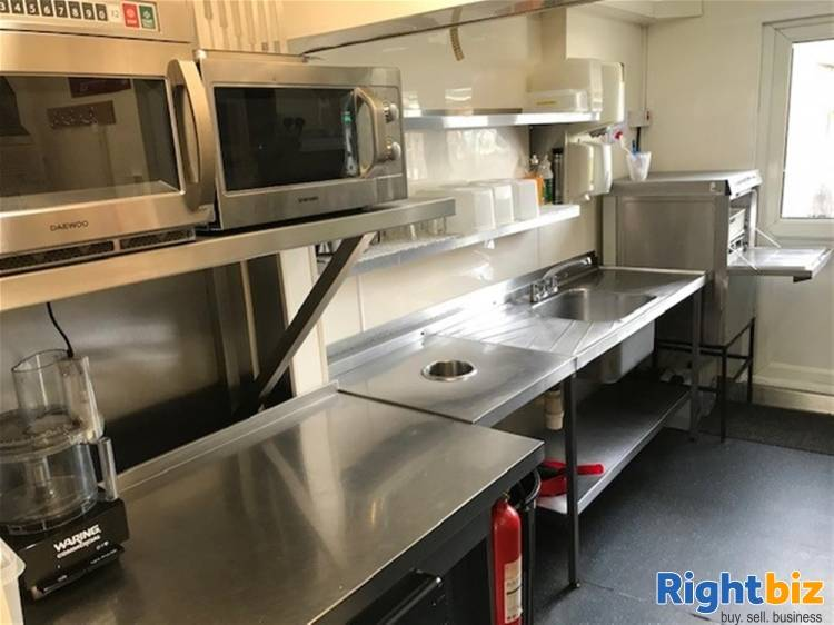 South Hams High Street Café and Bakery Premises For Sale in Totnes - Image 6