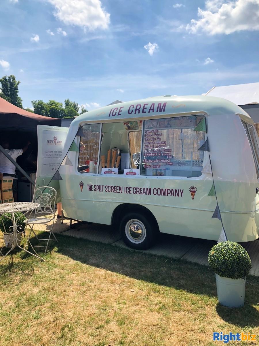Vintage VW Ice Cream Van business x 3 units - The Split Screen Ice Cream Co. - Image 6