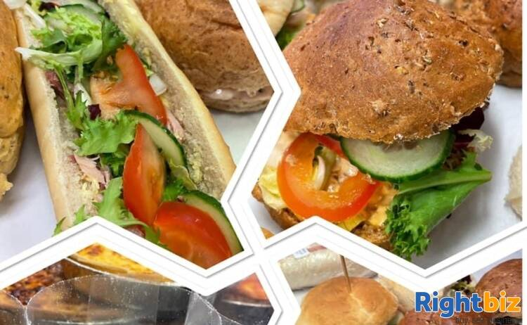 Popular Denbighshire Sandwich Shop & Bakery with Online Potential - Image 6