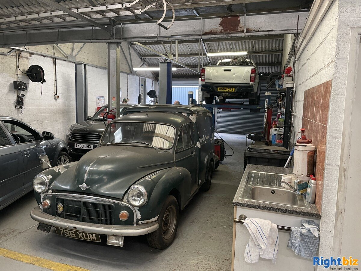 Well Established Auto Repair & Servicing Centre - Image 6