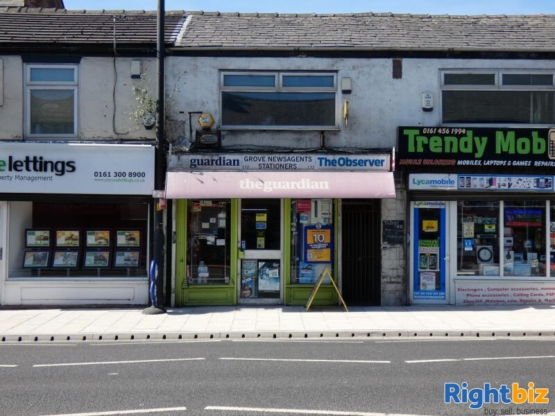 Traditional Newsagent & Stationers For Sale Hazel Grove - Image 6