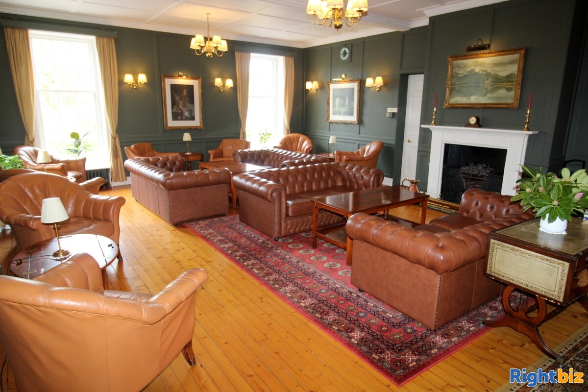 Spectacular 18-Bedroom Hotel within Beautiful Loch-Side Setting, near Oban - Image 6