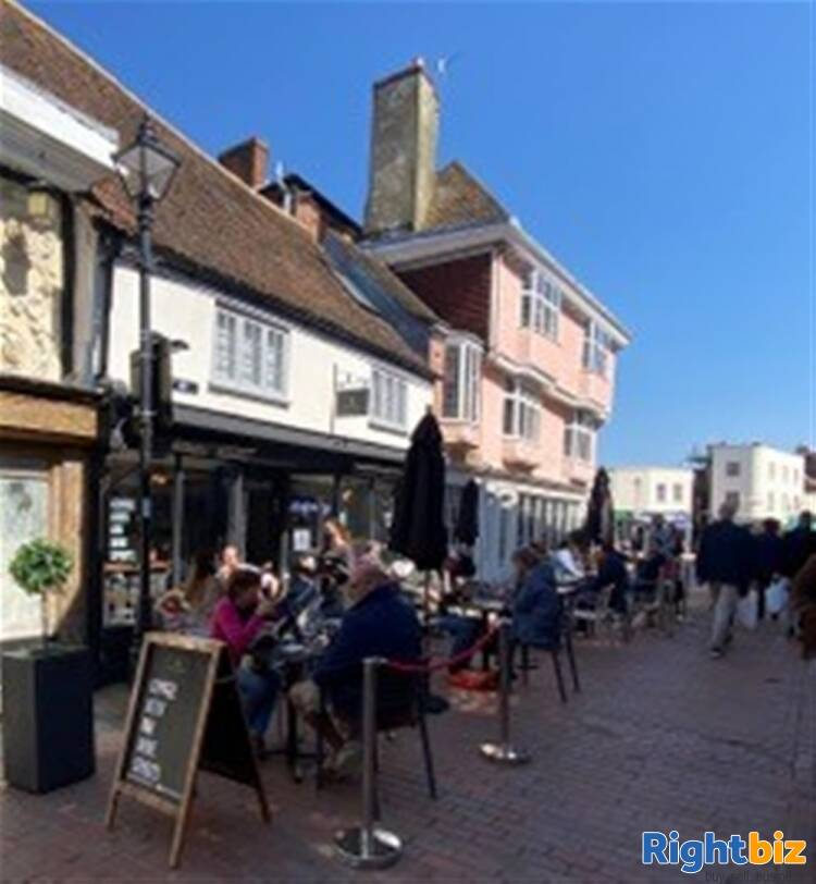 Recently Fitted Café/Bar in Historic and Busy Town Centre Location - Image 6