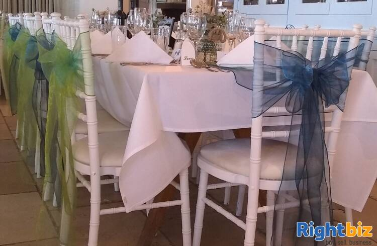 Wedding Venue Dressing Hire in Sussex, Kent & Surrey - Image 6