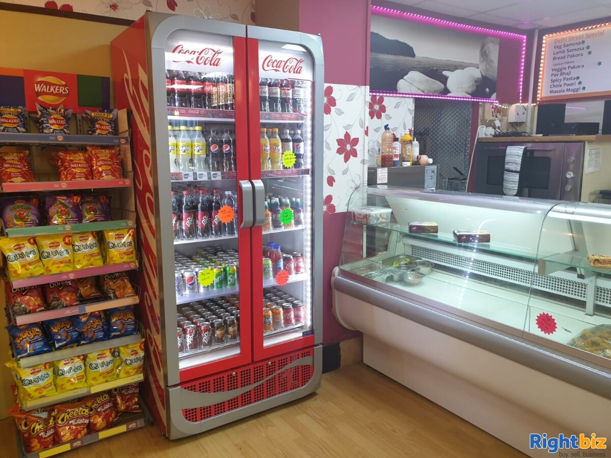 Fully Equipped Indian Restaurant and Cafe in Birmingham A3/A5 Takeaway - Image 6