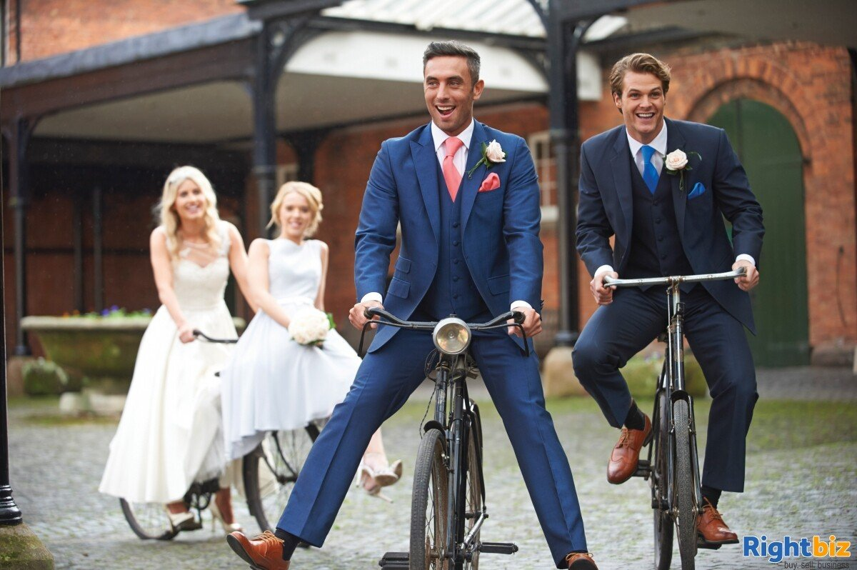 Men's Formal Suit Hire Business for Sale in Northumberland - Image 6