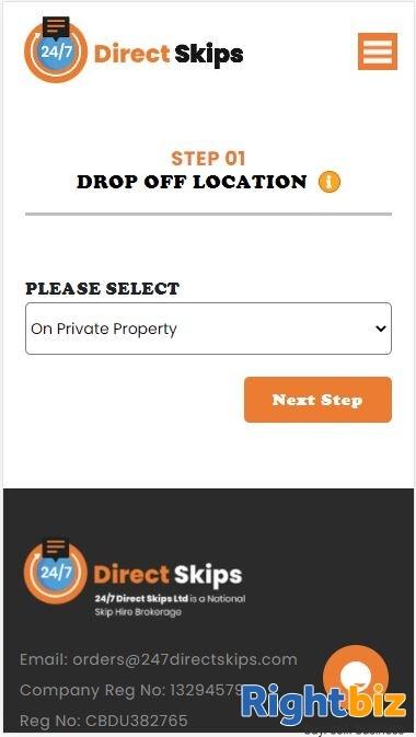 Skip Hire (Brokerage) Business for Sale - 247 Direct Skips Ltd - Image 6