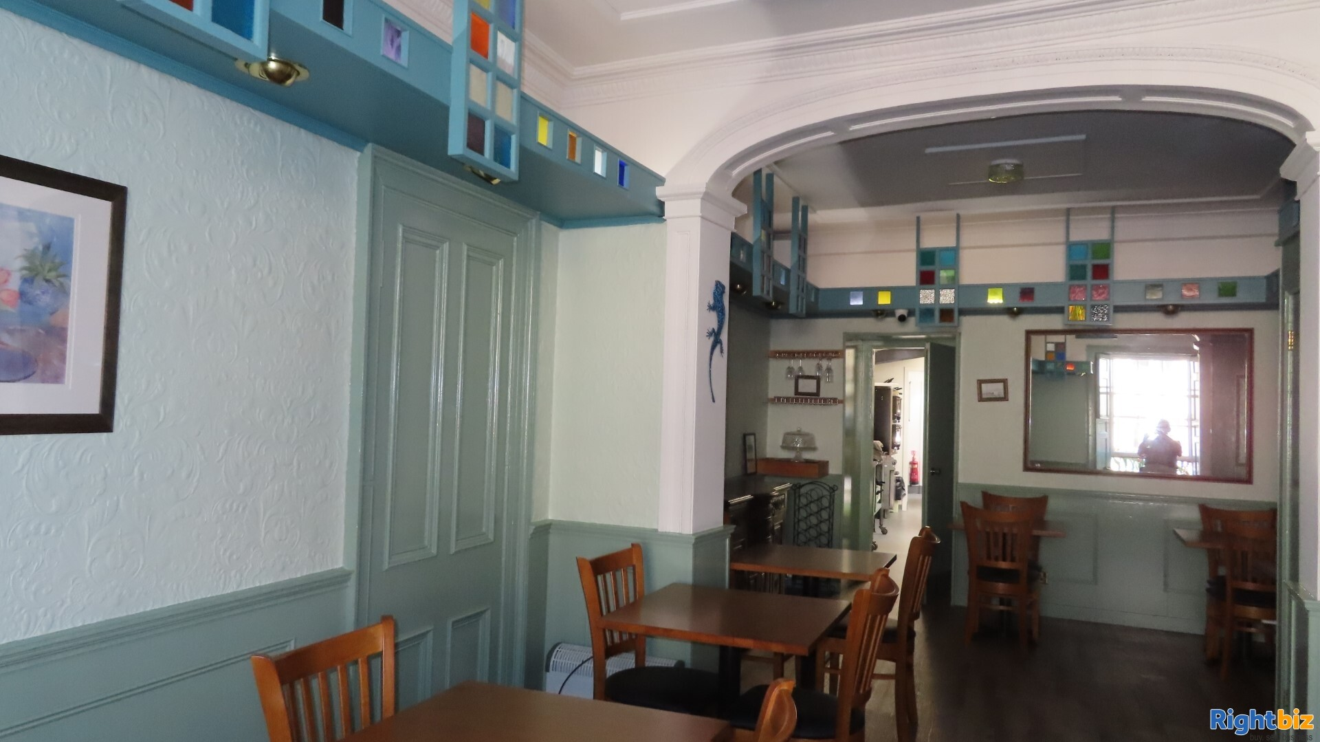 A stunning recently refurbished small Hotel with Restaurant in Kirkcudbright - Image 6