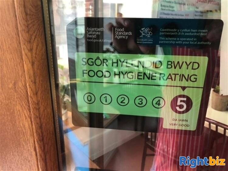 THRIVING FIVE STAR RATED CAFE IN LLANELLI - Image 6