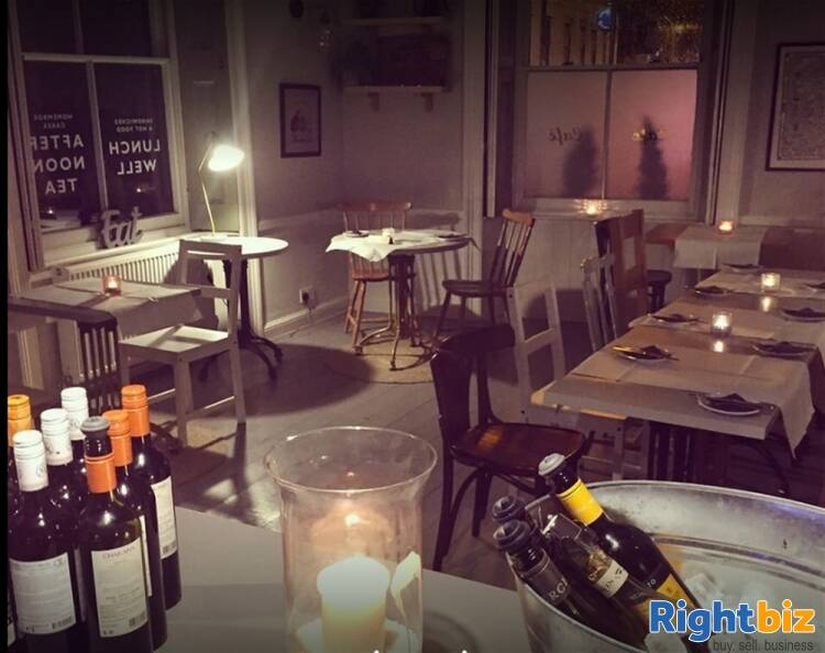 SUPERB COFFEE SHOP & WINE BAR WITH HUGE POTENTIAL IN CALNE/WILTS - Image 6