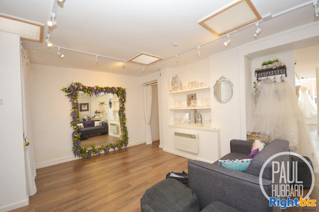 Leasehold - Well-established, family run bridal shop business in Lowestoft, Suffolk. - Image 6
